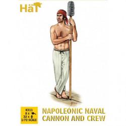 HAT Napoleonic Naval Cannon...
