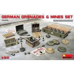 MINIART German Grenades &...
