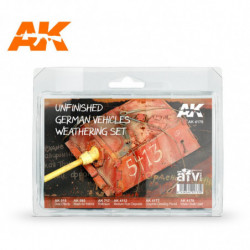 AK Unfinished German...