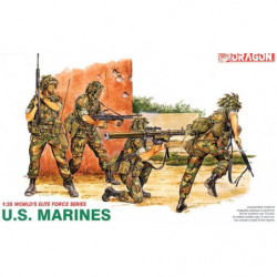 DRAGON U.S. MARINES