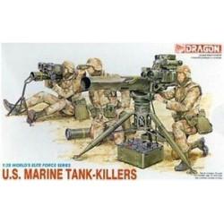 DRAGON U.S. MARINE TANK...