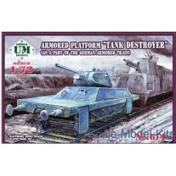 UNIMODELS Armored Platform...