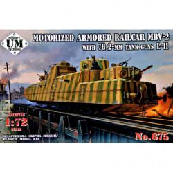 UNIMODELS MBV-2 Motorized...