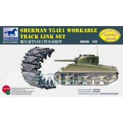 BRONCO Sherman T54E1...