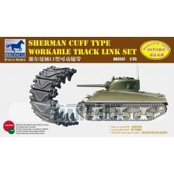 BRONCO Sherman Cuff Type...