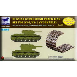 BRONCO Russian 650mm Omsh...