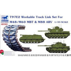 BRONCO T97E2 Workable Track...