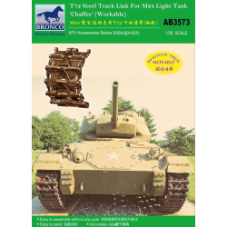 BRONCO T-72 Workable Track...