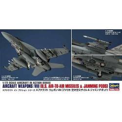 HASEGAWA Aircraft Weapons VIII