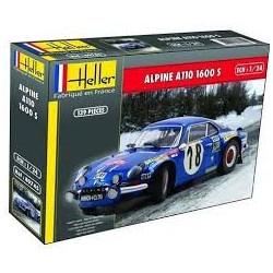 HELLER Alpine Renault 1600
