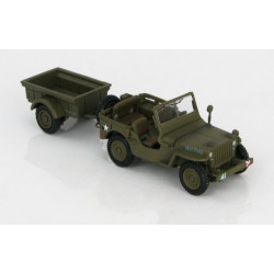 HOBBY MASTER Willys Jeep...