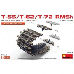 MINIART T-55/T-62/T-72 RMSh...