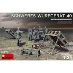 MINIART Schweres Wurfgerat 40