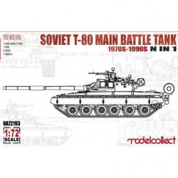 MODELCOLLECT Soviet T-80...