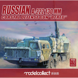 MODELCOLLECT Russian 130mm...