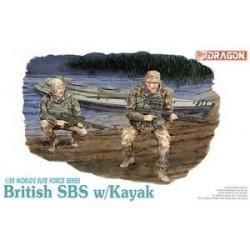 DRAGON BRITISH SBS W/KAYAK