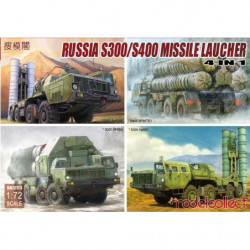 MODELCOLLECT S-300/S400...