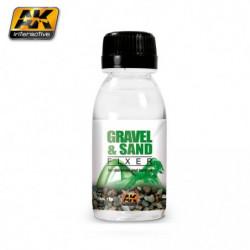 AK Gravel and Sand Fixer 100ml