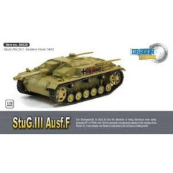 DRAGON ARMOR StuG.III Ausf.F