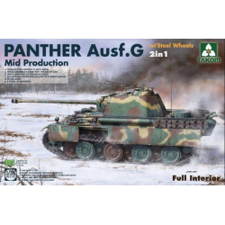 TAKOM Panther Ausf.G mid