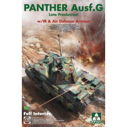 TAKOM Panther Ausf.G late