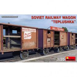 MINIART Soviet Railway...