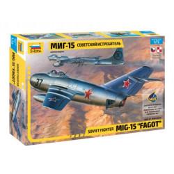 ZVEZDA MiG-15 'Fagot'