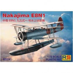 RS MODELS Nakajima E8N1