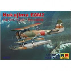 RS MODELS Nakajima E8N2