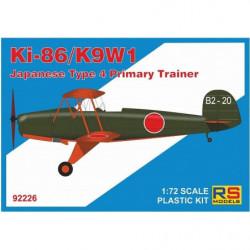 RS MODELS Kosukai Ki-86/K9W1