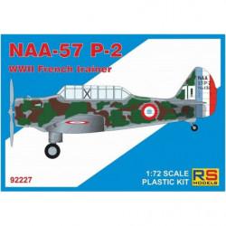 RS MODELS NAA-57 P-2 'France'