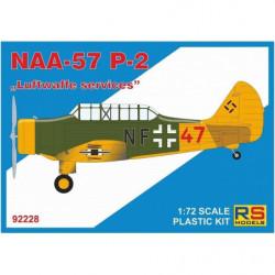 RS MODELS NAA-57 P-2...
