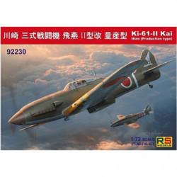 RS MODELS Ki-61 II Kai with...