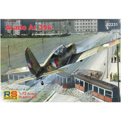 RS MODELS Arado Ar 396