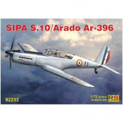 RS MODELS SIPA S.10/Arado...