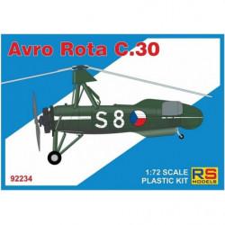 RS MODELS Avro Rota C.30A