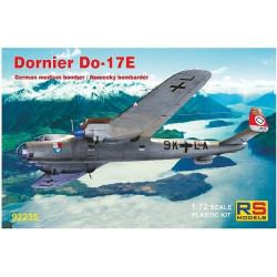 RS MODELS Dornier Do-17E