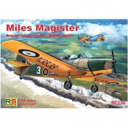RS MODELS Miles Magister