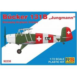 RS MODELS Bücker Bü-131B...