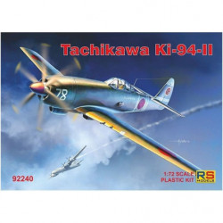 RS MODELS Kawasaki Ki-87 II