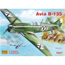 RS MODELS Avia B-135