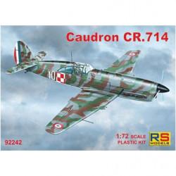 RS MODELS Caudron CR.714 C-1