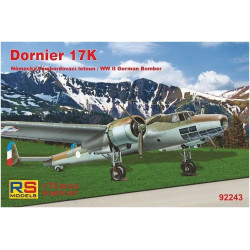 RS MODELS Dornier Do-17K