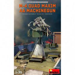 MINIART M-4 QUAD MAXIM AA...