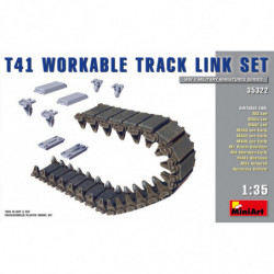 MINIART T41 Workable Track...