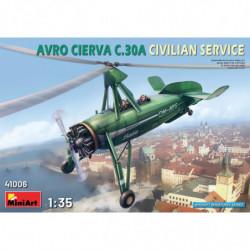 MINIART AVRO CIERVA C.30A...