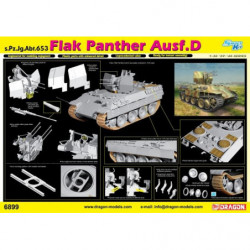 DRAGON FLAK PANTHER Ausf.D...