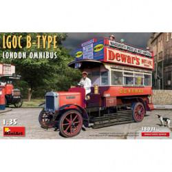 MINIART LGOC B-Type London...