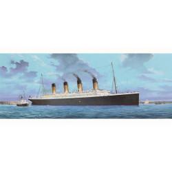 TRUMPETER Titanic + LED Lights