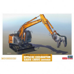 HASEGAWA Hitachi Excavator...